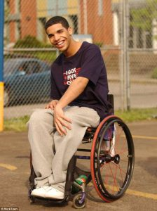 Back when Drake was Jimmy