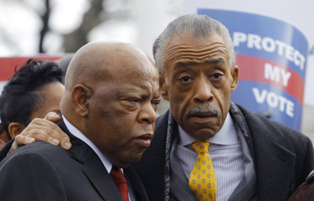 Al Sharpton and the Leaders of Yesterday